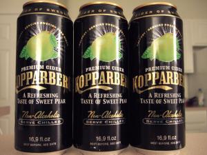 Cider of Sweden / Premium Cider って書いてます ($1.30)