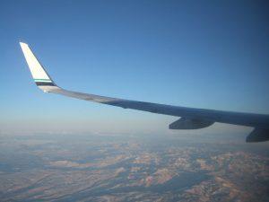 AS128便の左翼(^^;