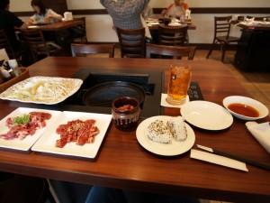 ランチ限定!3種類味付けジンギスカン60分食べ放題!