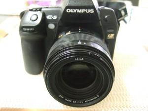 LEICA SUMMILUX 25mm F1.4 + OLYMPUS E-5
