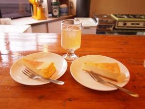 小岩井農場のチーズケーキ